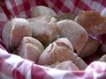 Free Basket With Bread Stock Photos - 1468173