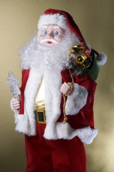 Free Santa Claus Royalty Free Stock Photography - 1460017