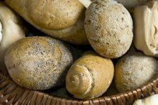 Free Breads 3 Royalty Free Stock Image - 1460106