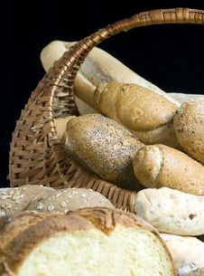 Free Breads 4 Stock Images - 1460124