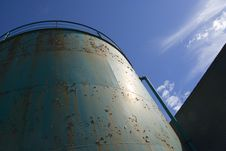 Free Industrial Tank Stock Photos - 1460843