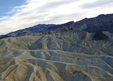 Death Valley NP Royalty Free Stock Image