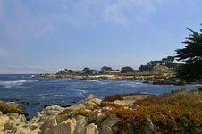 Free Coastal Vista Stock Photography - 1461672