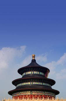 Free Temple Of Heaven Stock Photography - 1462132