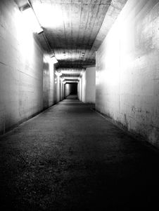 Free Underpass Royalty Free Stock Photos - 1462728