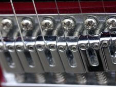 Guitar Strings 2 Stock Photography