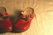 Free Shoes Royalty Free Stock Photos - 1466158