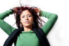 Free Hispanic Beauty Royalty Free Stock Photo - 1466615