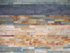 Free Stone Wall Stock Photo - 1466900