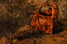 Free Vintage Rusted Truck Stock Photography - 1467512