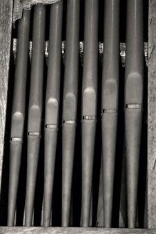 Free Organ Pipes Stock Photo - 1468190