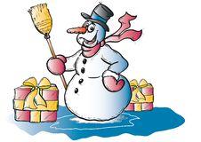 Free Snowman Stock Photos - 1468693