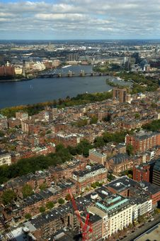 Free View Of Boston Stock Photography - 1468762