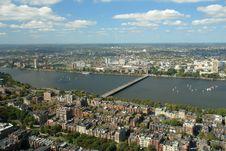 Free View Of Boston Stock Image - 1468811