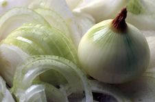 Free Sliced Onion, Stock Images - 1469034