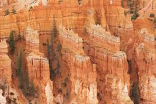 Free Amphitheater - Bryce Canyon Stock Images - 1469894