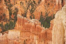 Free Amphitheater - Bryce Canyon Royalty Free Stock Photos - 1469958