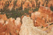 Free Amphitheater - Bryce Canyon Stock Photos - 1469983