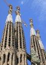 Free Sagrada Familia Royalty Free Stock Image - 14603566