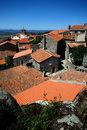 Free Stone Village With Red Roofs Stock Images - 14603684