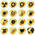 Free Environmental Icons Stock Image - 14604191
