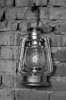 Free Kerosene Lamp Stock Image - 14600501