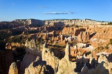 Free Bryce Canyon With Stone Formation Stock Photos - 14600583