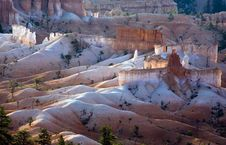 Free Bryce Canyon Hoodoos In The First Rays Of Sun Stock Photo - 14600750
