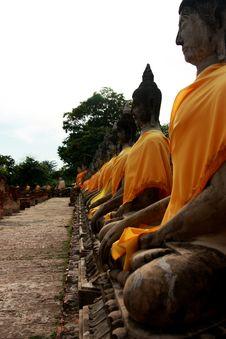 Free HISTORICAL BUDDHA Royalty Free Stock Photos - 14601198