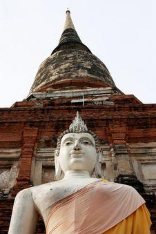 Free THAILAND PAGODA Stock Image - 14601311