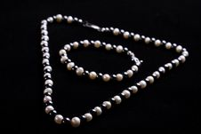 Free String Of Pearls Stock Images - 14601524