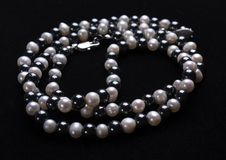 Free String Of Pearls Royalty Free Stock Photo - 14601545
