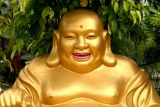 Free Laughing Buddha Stock Photography - 14601582
