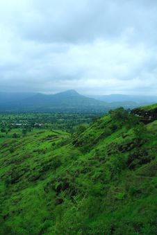 Free Beautiful Mahabaleshwar Scene Stock Image - 14601761