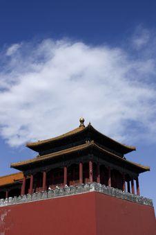 Free Forbidden Palace Stock Photo - 14601810