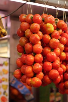Free Tomato At Market Stock Image - 14601981