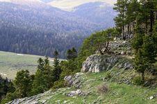 Free The Plateau Lagonaki. Stock Photo - 14603220
