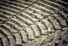Free Theatre At Epidaurus Stock Photography - 14603402