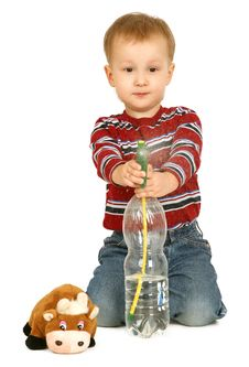 Free Little Boy Stock Image - 14604111