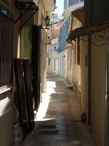 Lefkada, Greece Stock Images
