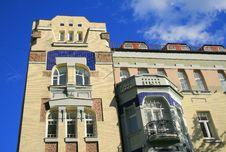 Free Modernism In Kiev Stock Image - 14604741