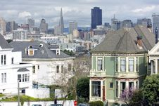 Free View Of San Francisco Stock Photography - 14605332