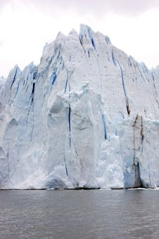 Free Glacier Perito Moreno Ice Stock Image - 14605811