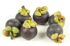 Free Mangosteen Royalty Free Stock Photo - 14606315