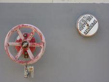 Free Sprinkler System - Detail Stock Image - 14606331