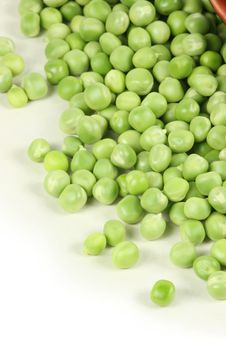 Free Green Pea Stock Photography - 14606362