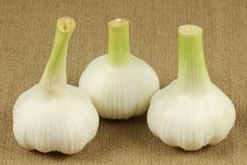 Free Fresh Garlic Stock Image - 14606431