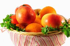 Free Bowl Of Fruits Stock Images - 14606534