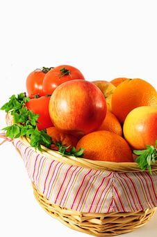 Free Bowl Of Fruits Stock Images - 14606564