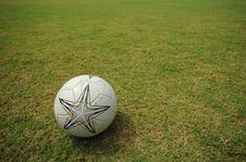 Free Football 3 Royalty Free Stock Photography - 14606927